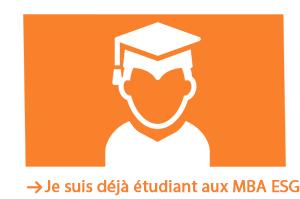 Etudiant MBA ESG