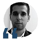 Benjamin-Mimoun, étudiant déplômé en 2017 d'un MBA Finance