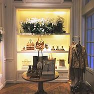 Visite de la boutique Ralph Lauren