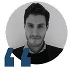 Vincent Timsit Manager Perfomance Achats et Qualité hcez Radio France après son Master Achat et Supply Chain