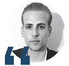 Charles Bouly, diplômé du MBA Droit des Affaires - Chargé d'affaires au sein d'un cabinet d'avocats
