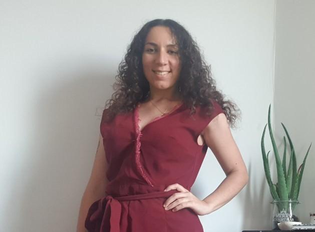 Kenza Cherifi, MBA Ressources Humaines