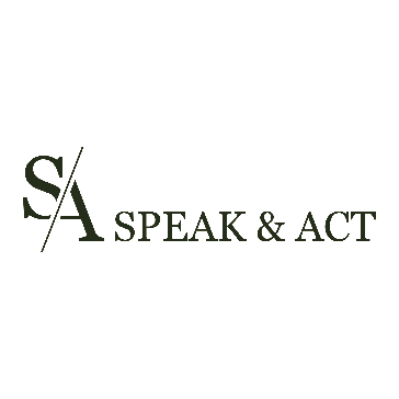 Logo Speak & Act