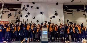 Gala de remise des diplômes : retour en images