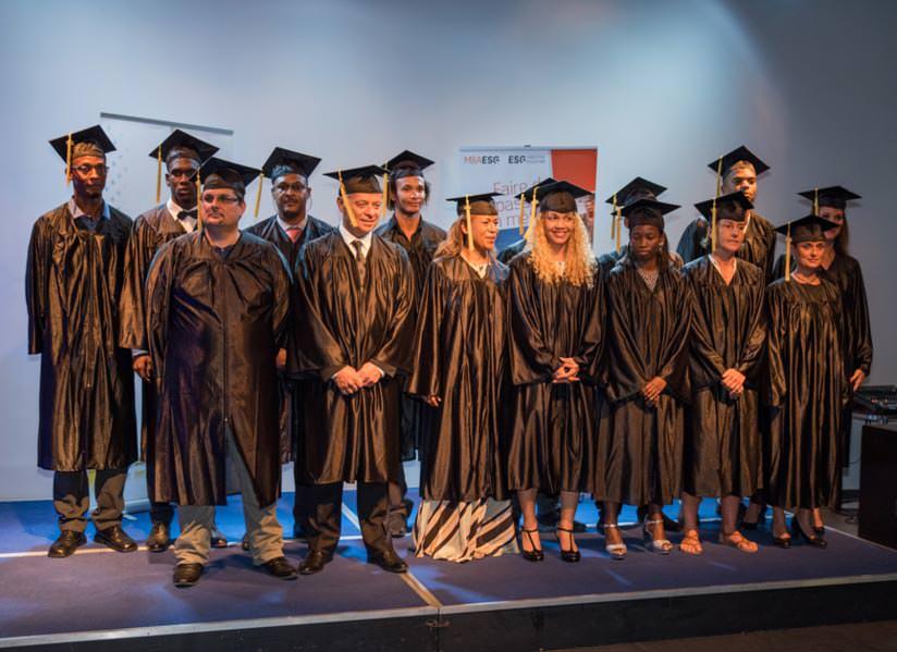 Le MBA ESG Management du sport en Guadeloupe : Une première réussie!