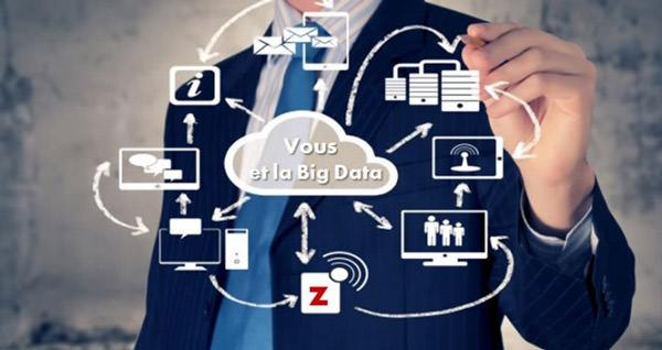 Comprendre les différents secteurs ou le Big Data s'applique