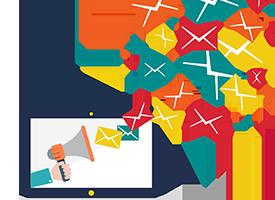 Le MBA webmarketing prépare les futurs managers à  bien gérer la pression commerciale des mailing