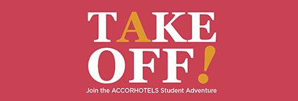 Concours Take Off d'Accor 2018 : soutenez et votez pour les projets de nos étudiants en management hôtelier.