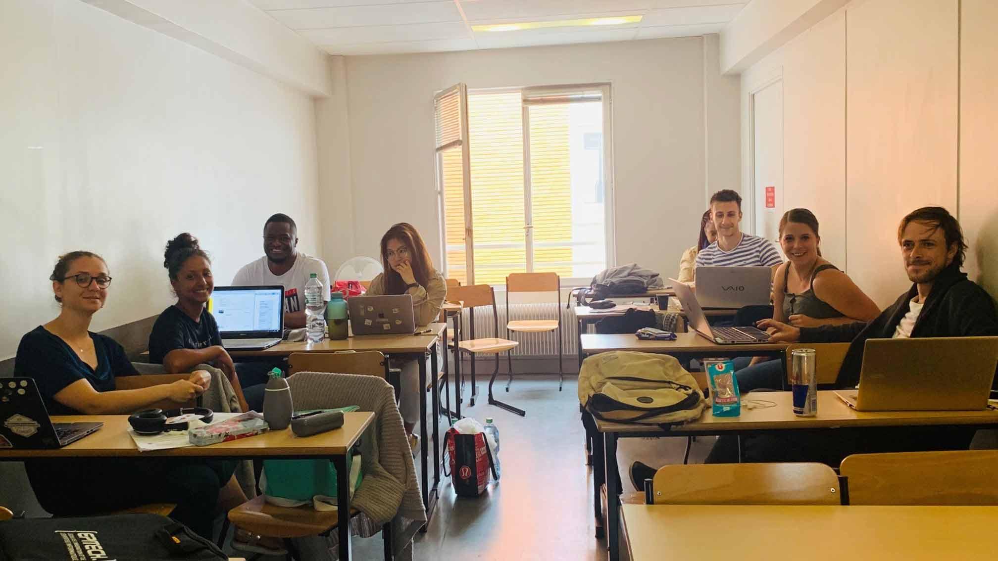 Didier Carel, nouveau RP des MBA MCI revient sur son premier Hackathon