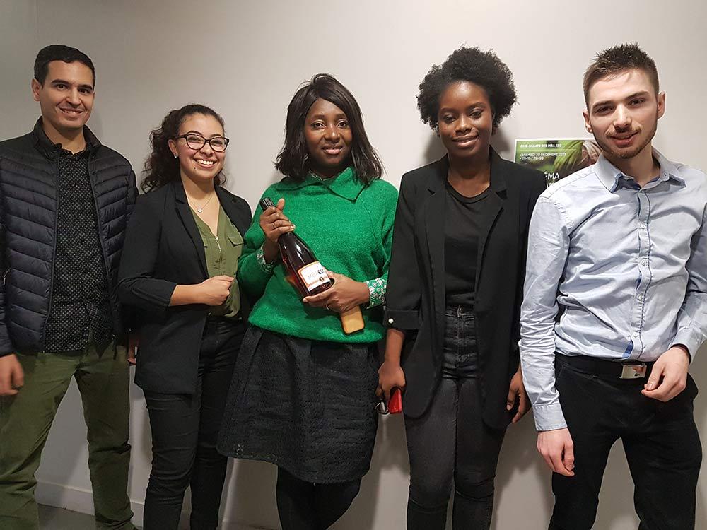 Témoignage : Djoueria, revient sur sa victoire lors du Hackathon des MBA Audit et Contôle de Gestion