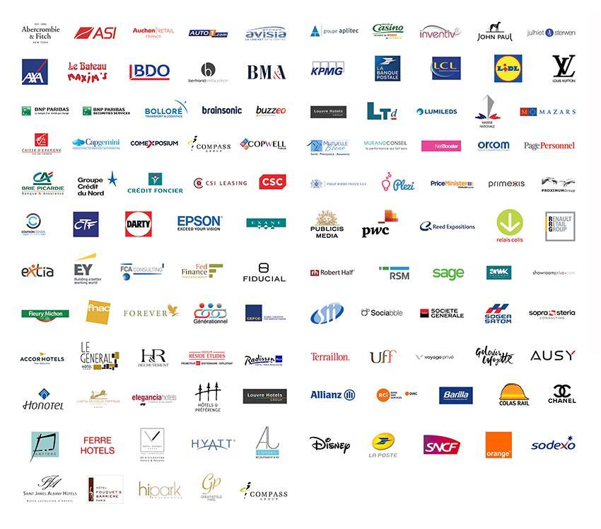 Nos entreprises partenaires : qui sont-ils ?