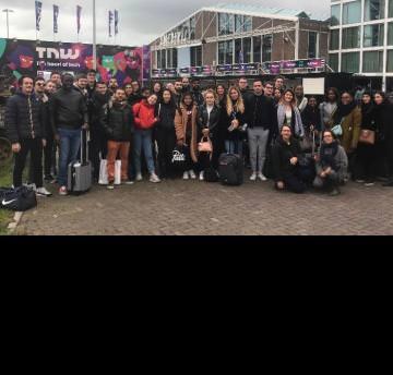 Retour sur le Study Tour à Amsterdam des MBA E-Business - Master E Business