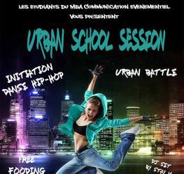 Découvrez Urban School session, le projet des étudiants du MBA Communication et Evénementiel