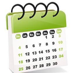 Calendrier des rentrées MBA ESG sept/oct 2016
