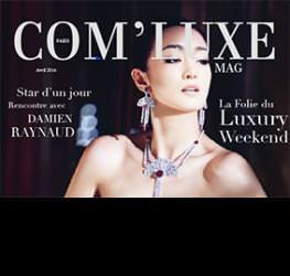 Com'luxe mag #2, la newsletter des étudiants du MBA Management et Marketing du Luxe