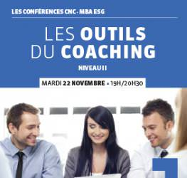 Conférence MBA ESG - Master gestion des Ressources humaines