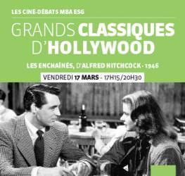 Ciné-débat 17/03 : « Le Western » - Master production audiovisuelle