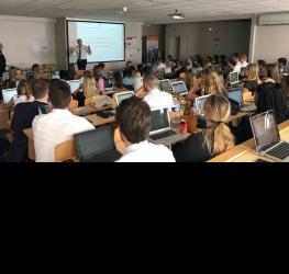 Retour sur le cycle de conférences professionnelles des MBA Management Hôtelier - Master management hotelier