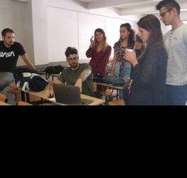 Découvrez le Hackathon des MBA e-business autour de la thématique l'innovation et du coworking
