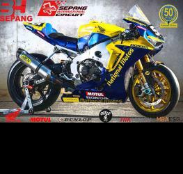 Témoignage : Luc, étudiant en MBA Management du sport passionné de motocyclisme revient sur le championnat auquel il participe