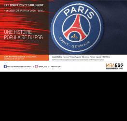 Conférence : Une histoire populaire du PSG