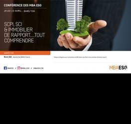 Conférence virtuelle : SCPI, SCI & Immobilier de Rapport, tout comprendre