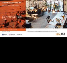 Conférence online : Le management 2.0
