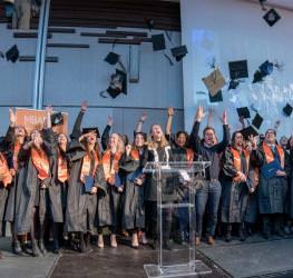 Retour sur le Gala de remise des diplômes MBA ESG - 4/02/17