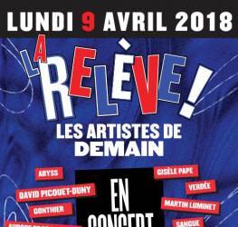 Nos étudiants assurent la promotion d'artistes musicaux et organisent leur concert le 9 avril