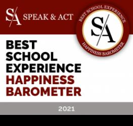 Label Best school Experience 2021